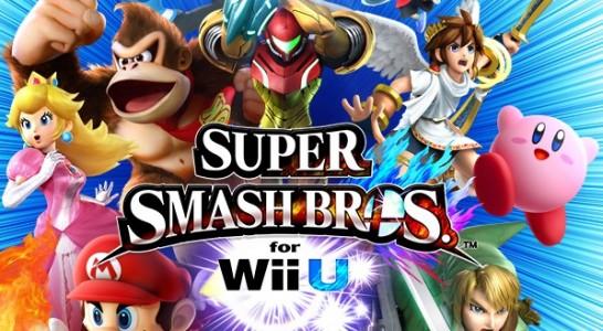 Super Smash Bros. for Wii U Logo