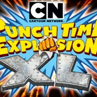 Cartoon Network Punch Time Explosion logo