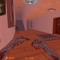 Counter Strike Nexon : Zombies vue zombie