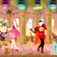 Test Just dance 1