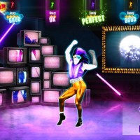 Test Just dance