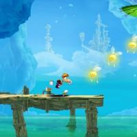 Rayman Fiesta Run Gameplay