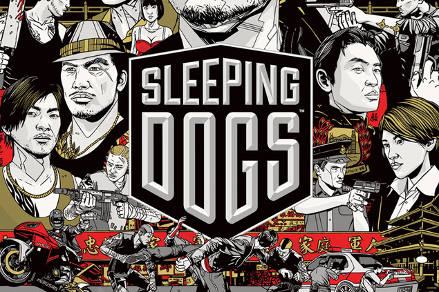 sleeping dogs jaquette