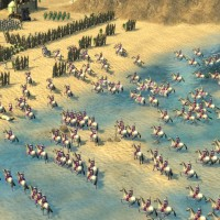Test Stronghold Crusader II chevaliers