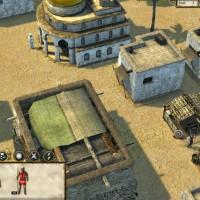 Test Stronghold Crusader II caserne