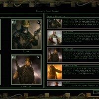 Wasteland 2 personnages