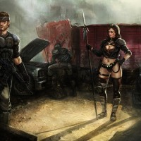 Wasteland 2 concept
