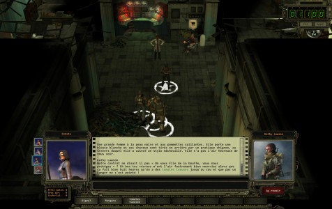 Wasteland 2 dialogues