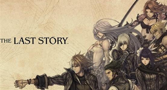 The Last Story Titre