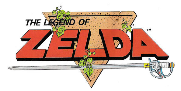 The Legend of Zelda Titre