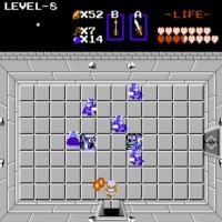 The Legend of Zelda donjon