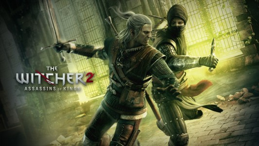 The Witcher 2 Assassin's of Kings Titre