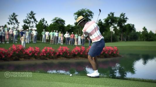 Tiger Woods PGA Tour 13 Gameplay 2