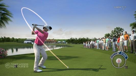 Tiger Woods PGA Tour 13 Gameplay 4