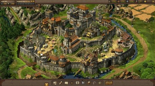 Tribal Wars 2 ville fortifiée