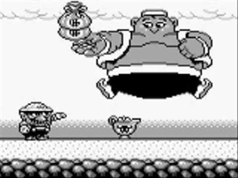 Wario Land  Super Mario Land  Génie
