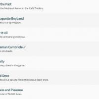 la liste des succès Assassin's Creed Unity Lightningamer (05)