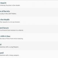 la liste des succès Assassin's Creed Unity Lightningamer (07)