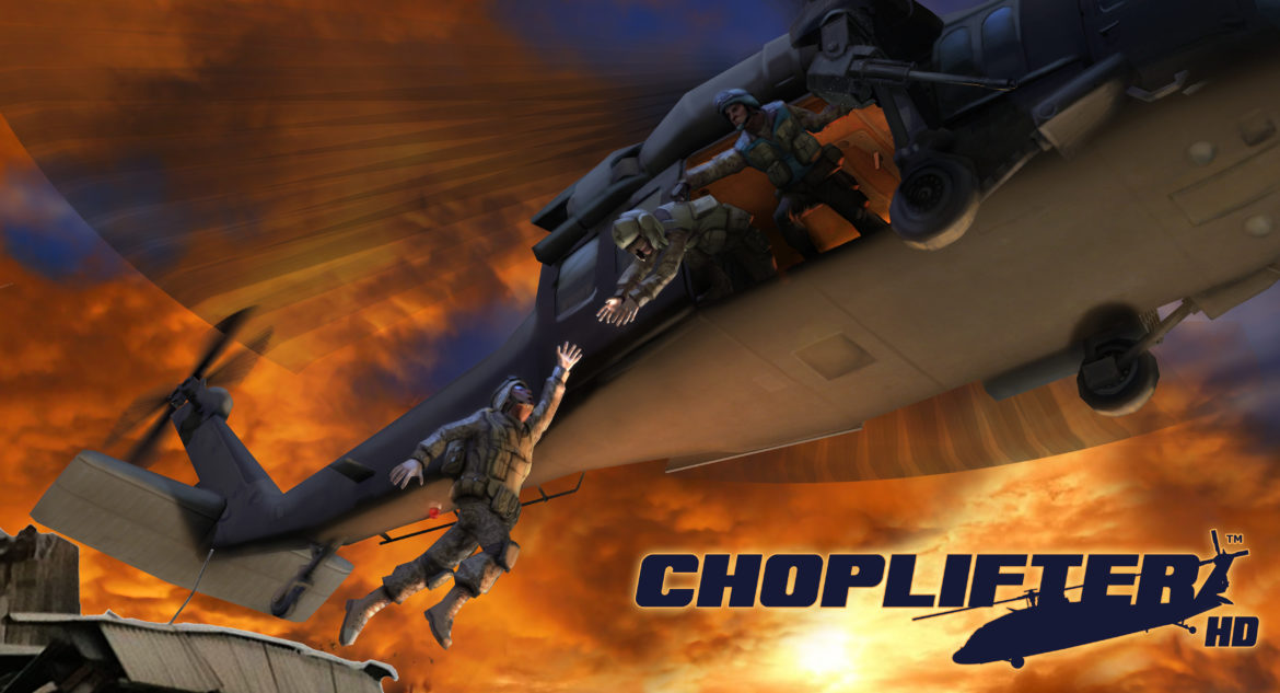 Test de Choplifter (Xbox 360)