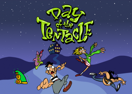 day of the tentacle titre