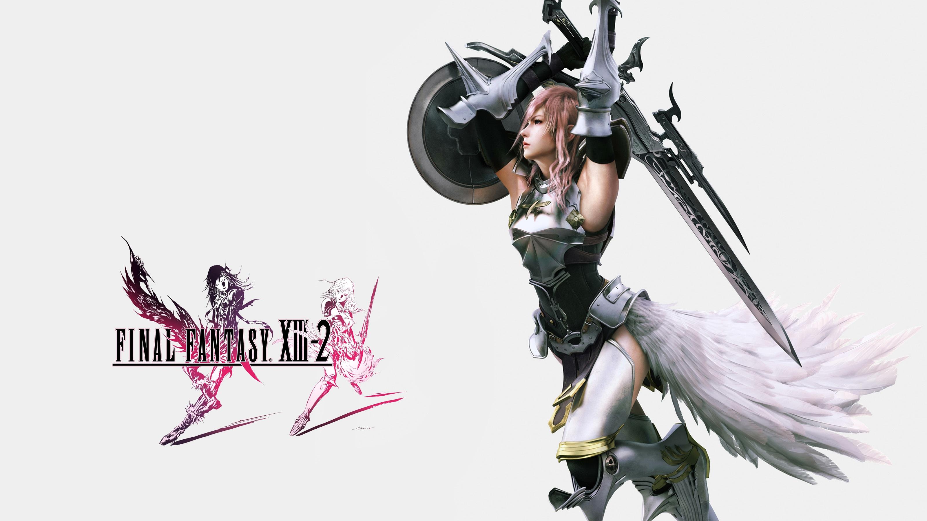 Le logo de Final Fantasy XIII-2