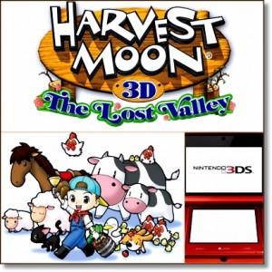 harvest moon lightningamer 1