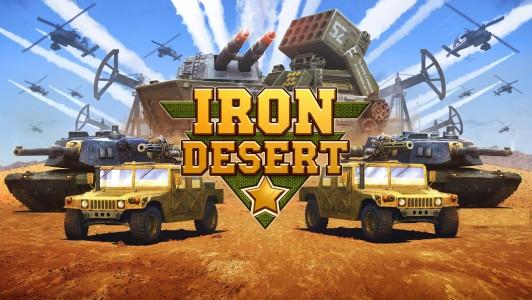 iron desert lightningamer 2