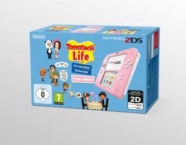 un pack Nintendo 2DS