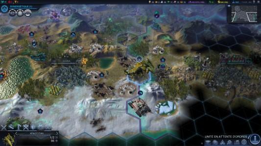 Civilization : Beyond Earth Gameplay