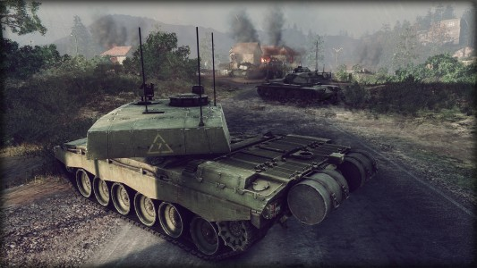 Armored Warfare Lightningamer