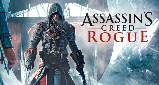 Assassin's Creed Rogue Jaquette