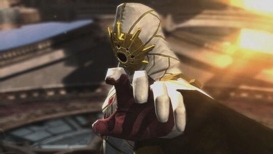 Bayonetta 2 : Qui est cet homme masqué ?