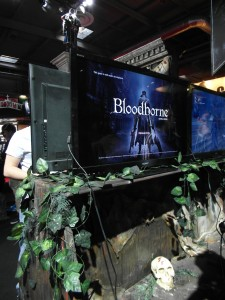 Bloodborne à la paris games week