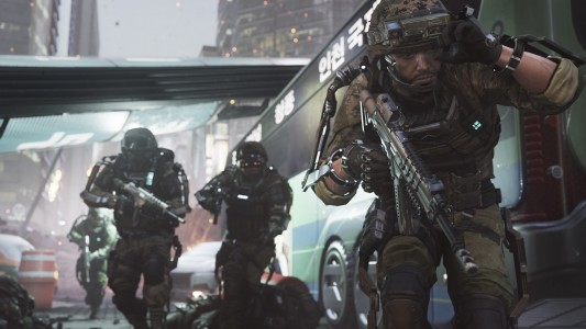 Call of Duty lancement