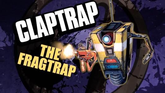 Claptrap Borderlands