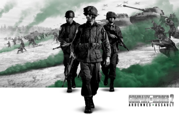 Company of Heroes 2: Ardennes Assault logo