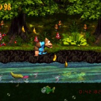 Donkey Kong Country 3 - Dixie Kong's Double Trouble jungle