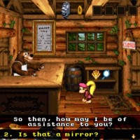 Donkey Kong Country 3 - Dixie Kong's Double Trouble Shop