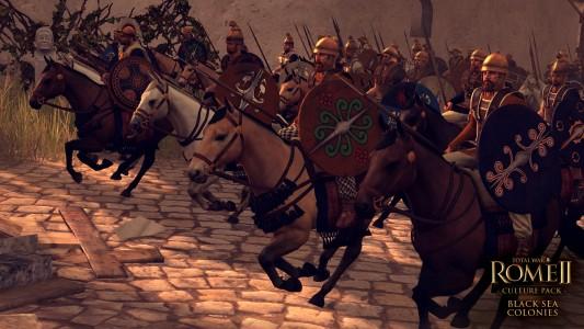 Total War : Rome II Black Sea Colonies