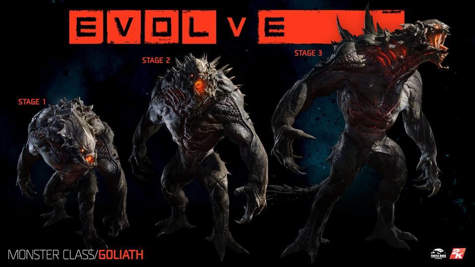 Evolve Big Alpha Lightningamer