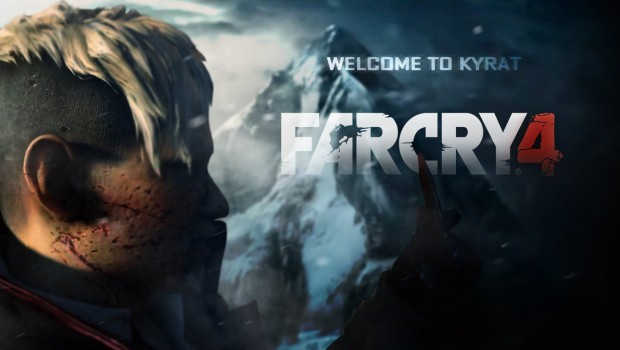 Far Cry 4 welcome to kyrat