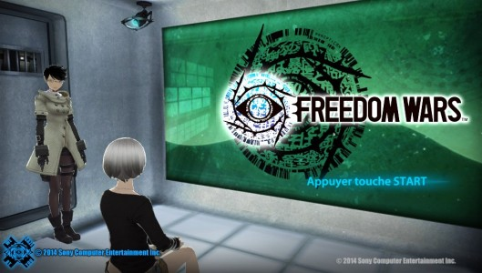 Freedom Wars Test