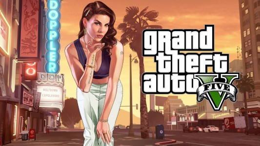 GTA V new gen