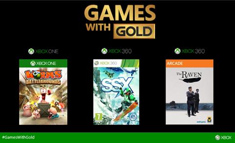 Games with Gold décembre 2014