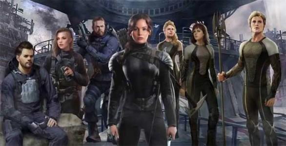 Hunger Games - Le soulèvement de Panem