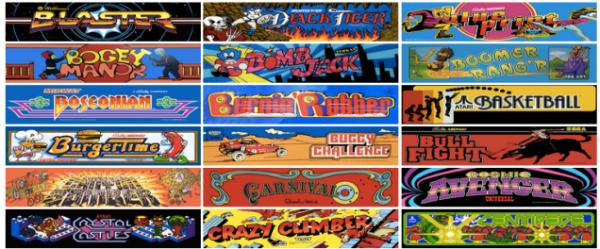 Internet Archive Arcade Lightningamer