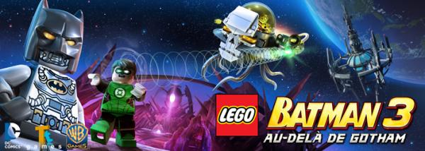 LEGO Batman 3 - Au-delà de Gotham jaquette