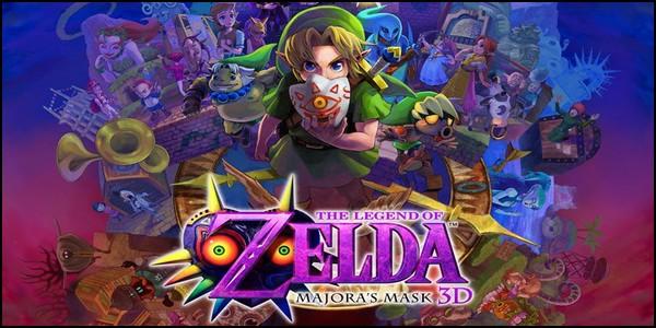 Legend of Zelda  Majoras Mask 01