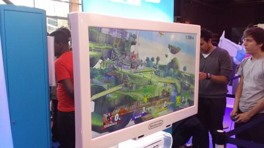 Super Smahs Bros. for Wii U PGW 14