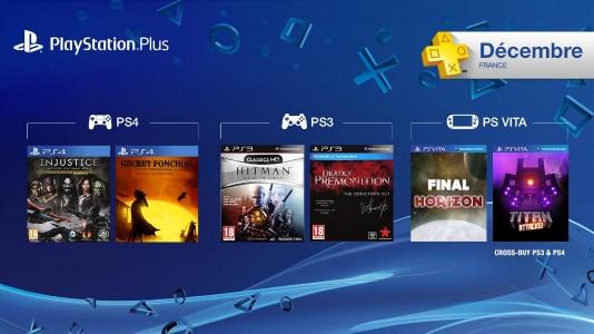Playstation Plus Décembre 2014
